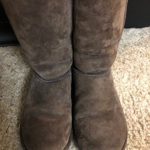 COPY - Brown Tall Ugg Boots